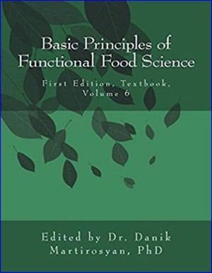 Basic Principles of Functional Food Science - Book Cover