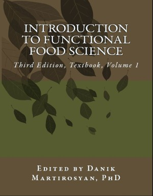 Introduction to Functional Food Science - Book Cover